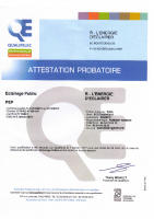 Certificat de qualification QUALIFELEC EP 2017